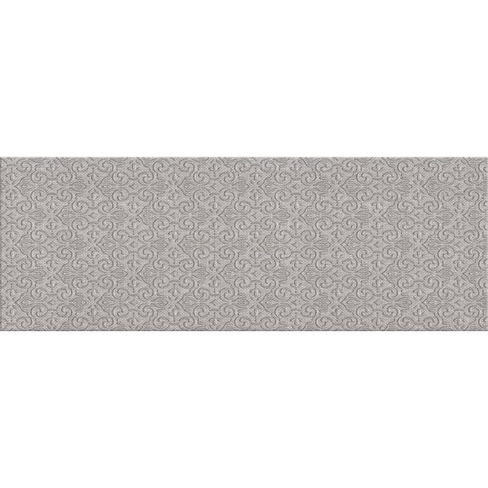 Настенная плитка ELETTO Agra 709х251 Grey Arabesco