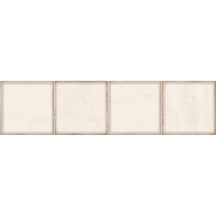 Плитка настенная ELETTO Faenza 630х156 Crema