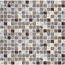ELETTO Terrazzo Mocca mosaic 300x300 FG-12