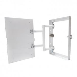 Ревизионные люки К-3 (стальной сантехнический люк под плитку)