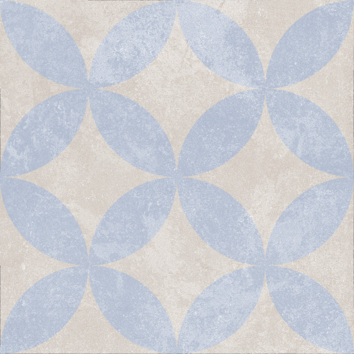 Керамогранит GOLDEN TILE Ethno 186x186 декор mix 8 Н8Б080