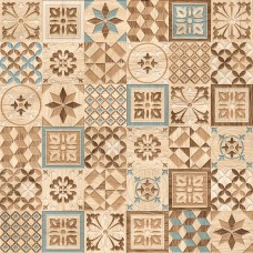 Керамогранит GOLDEN TILE Country Wood 300x300 mix 2ВБ730