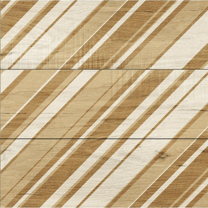 Керамогранит GRASARO Home Wood 600x200 бежевый декор G-80/MR/d02