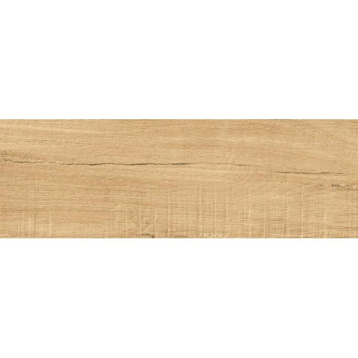 Керамогранит GRASARO Home Wood 600x200 медовый G-81/MR