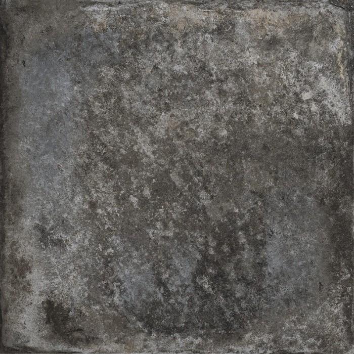 Керамогранит GRASARO Rust 400x400 black G-185/M