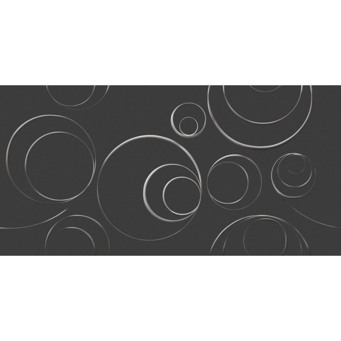 Декор KERLIFE Stella Arabesco Grigio 630х315