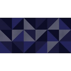 Декор KERLIFE Stella Geometrico Blu 630х315 плитка для ванной Керлайф Стелла блю