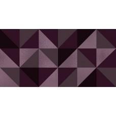 Декор KERLIFE Stella Geometrico Viola 630х315 фиолетовый, Керлайф коллекция Стелла Виола