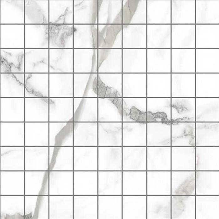 KERLIFE Arabescato 294х294 Bianco мозаика