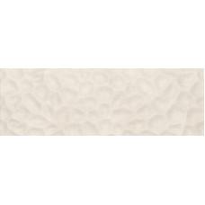 Плитка настенная MEISSEN Organic 750x250 beige рельеф ORU012