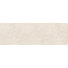 Плитка настенная MEISSEN Organic 750x250 beige рельеф ORU013