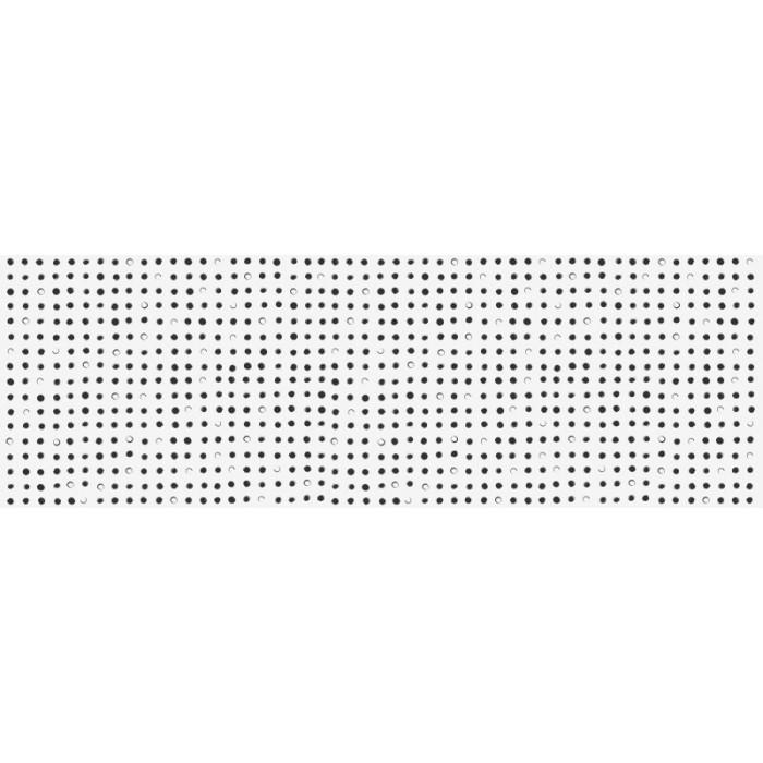 MEISSEN Trendy 750x250 декор black TY2U231