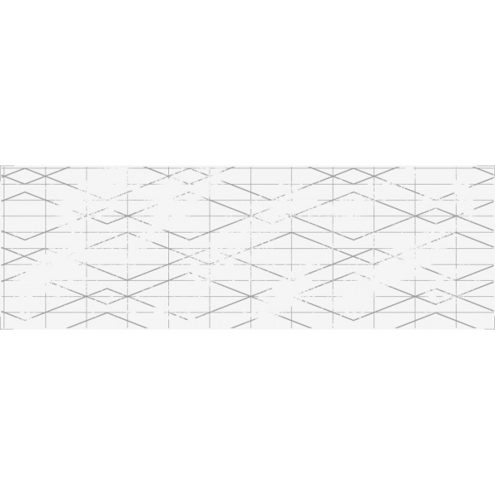 MEISSEN Trendy 750x250 декор геометрия white TY2U051