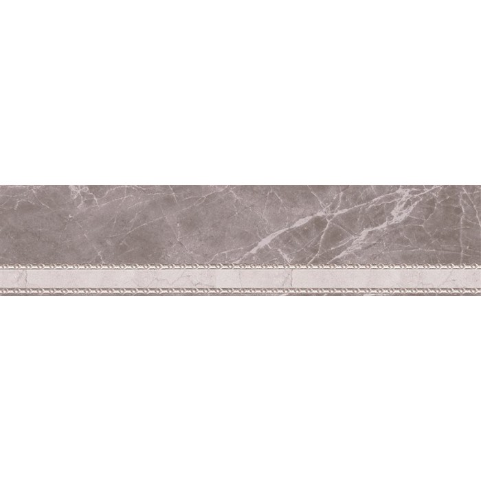 Бордюр Navarti Blade Moldura Oka Gris 40x250