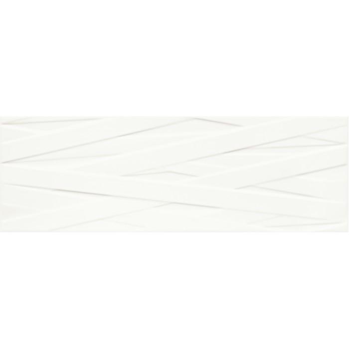 Плитка настенная PARADYZ Elia 750x250 bianco структура B