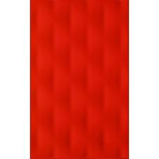 Настенная плитка PARADYZ Veo 400x250 rosso структура (Kwadro)