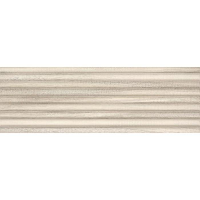 Плитка настенная PARADYZ Daikiri 750x250 grys wood Pasy структура