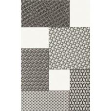 PARADYZ Melby декор 400x250 inserto (Kwadro), коллекция Melby