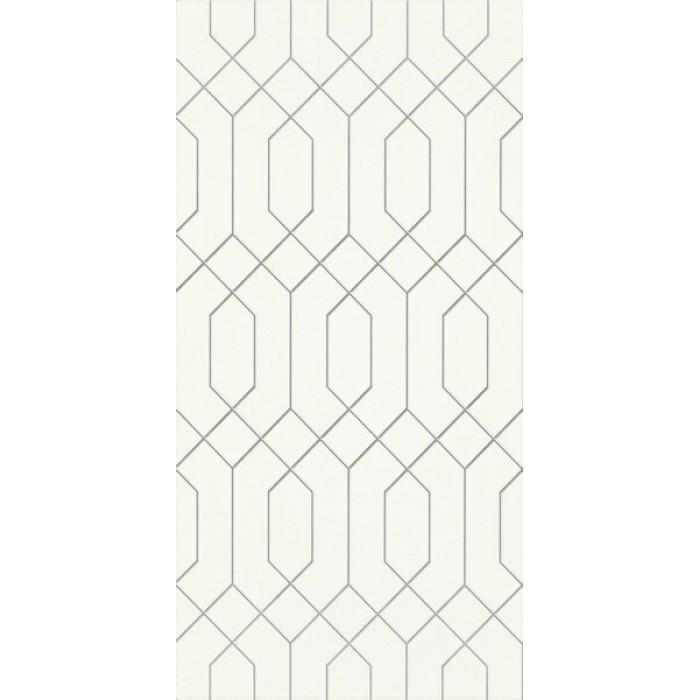 PARADYZ Taiga декор 595x295 Ivory Inserto