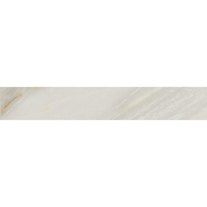 Бордюр COLISEUMGRES Флоренция 450x72 белый