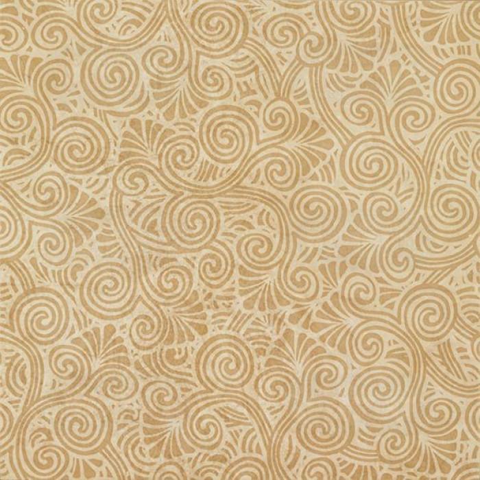 Декор COLISEUMGRES Сардиния Загара белый 450х450