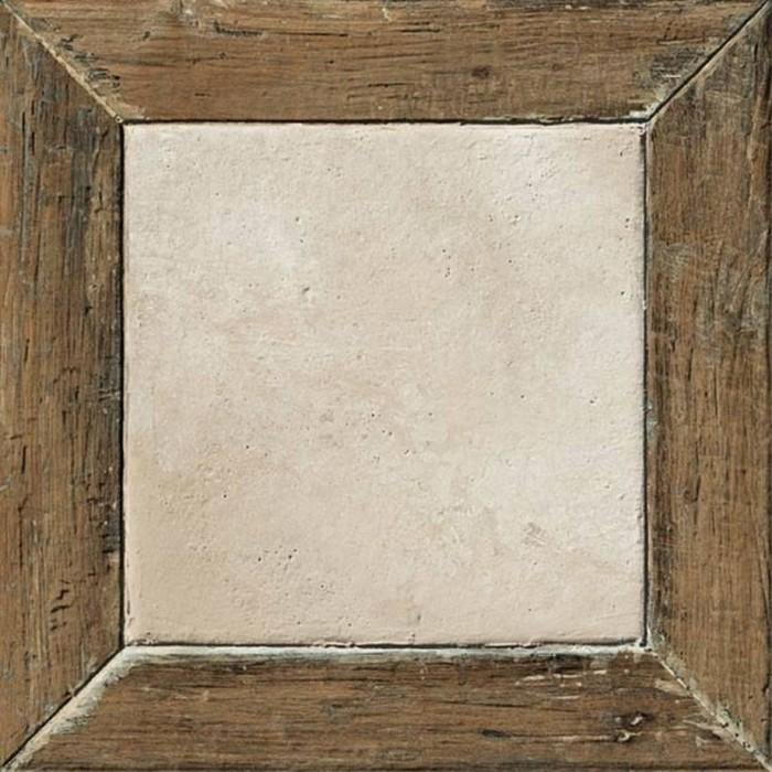 Керамогранит COLISEUMGRES Гарда Белый Фрейм 450х450