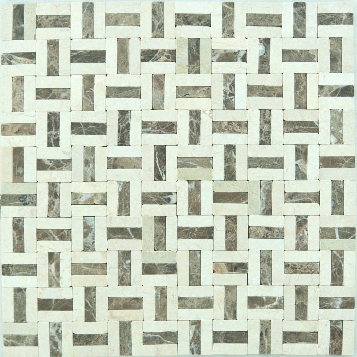 Мозаика из натурального камня DD 173 300х300