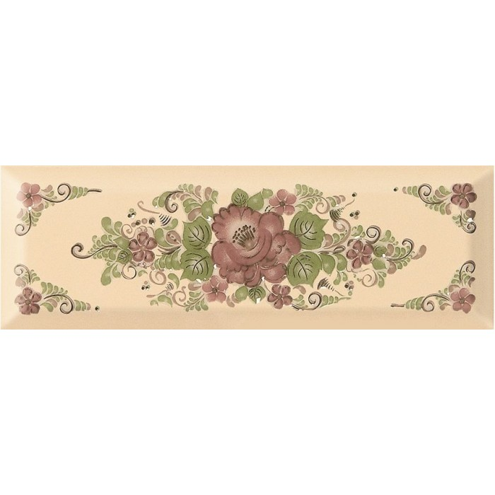 Декор Gracia Ceramica Metro Gzhel decor 06 100х300