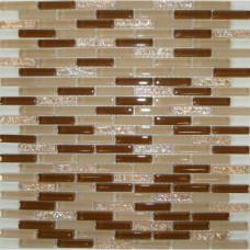 Мозаика стеклянная BGH 003