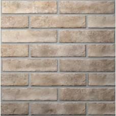 Плитка настенная GOLDEN TILE Brickstyle 250х60 OXFORD бежевый 151020