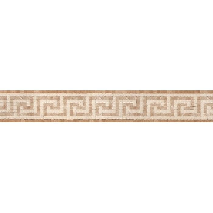 Бордюр GRACIA CERAMICA Itaka beige border 01 500х75