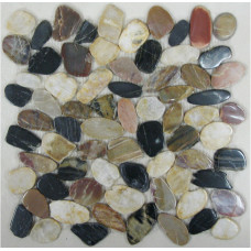 Мозаика из натурального камня Flat Mix jack