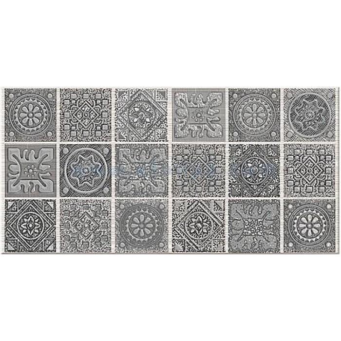 Декор AZORI Grazia Grey Nefertiti 405х201