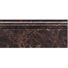 Бордюр GOLDEN TILE Lorenzo Modern 300x120 H47331 dark