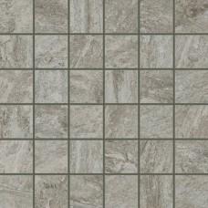 Декор COLISEUMGRES Альпы 300x300 Мозаика серый