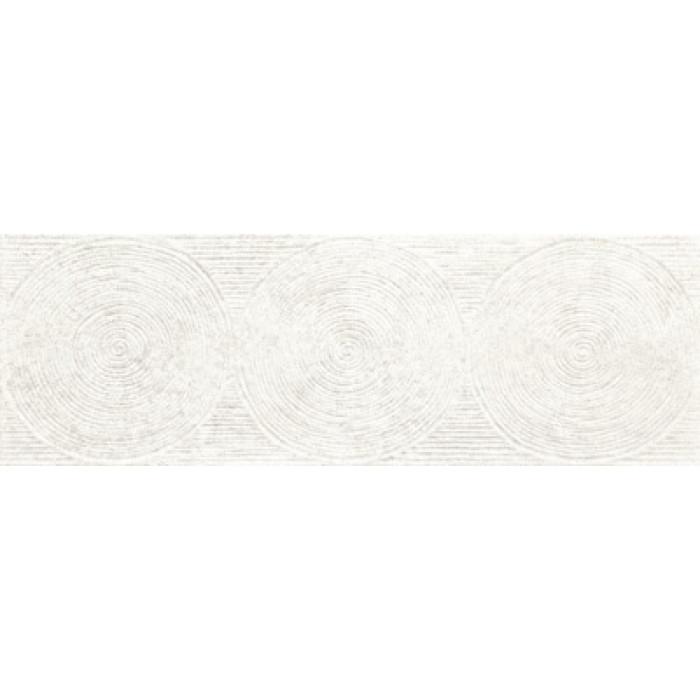 Плитка настенная PARADYZ Nirrad 600x200 Bianco Struktura