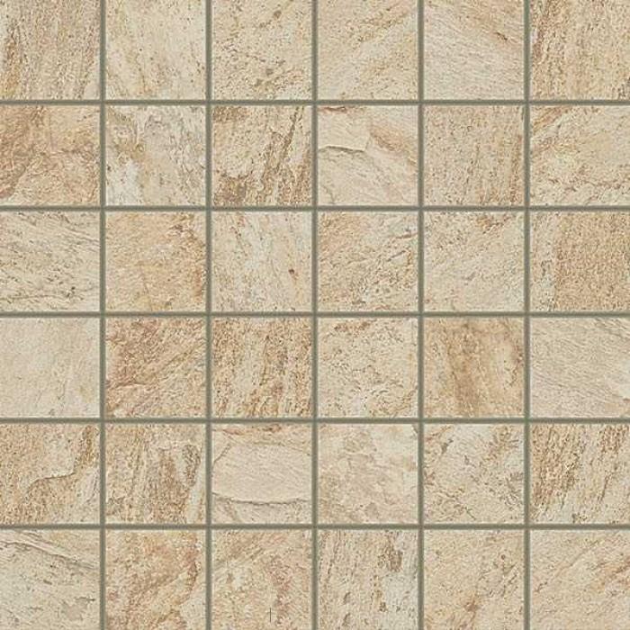 Декор COLISEUMGRES Альпы 300x300 Мозаика беж