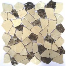 Мозаика из натурального камня Rim 4 305х305