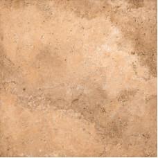 Керамогранит GRASARO Tivoli 400x400 Brown коричневый рельеф GT-243/gr