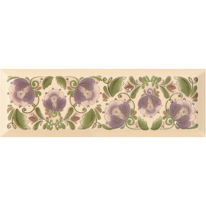 Декор Gracia Ceramica Metro Gzhel decor 07 100х300