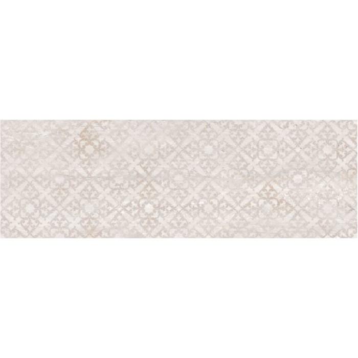 Плитка настенная CERSANIT Alba 600x200 орнамент бежевый AIS012