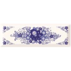 Декор Gracia Ceramica Metro Gzhel decor 03 100х300