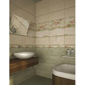 Плитка для ванной Azori Triol