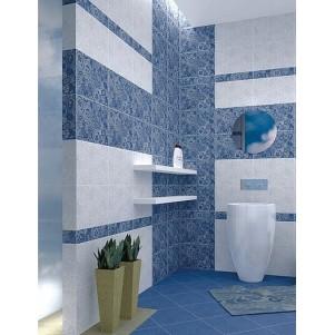 Плитка для ванной Golden Tile Damasco