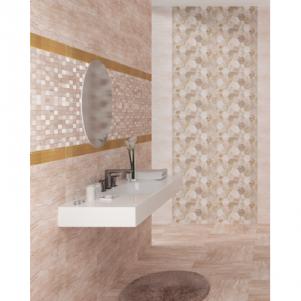 Плитка для ванной Mei Delikat