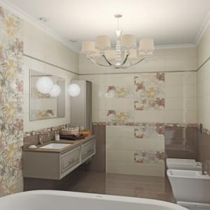Плитка для ванной Gracia ceramica Allegro