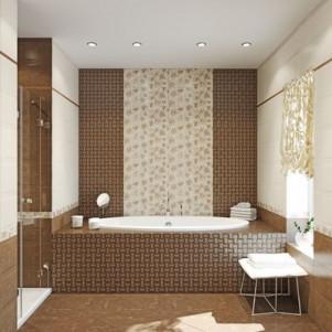 Плитка для ванной Gracia Ceramica Bliss