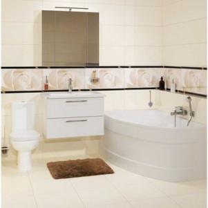 Плитка для ванной Cersanit Effecta