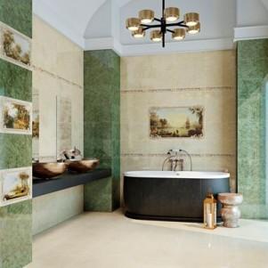 Плитка для ванной Gracia Ceramica Rotterdam