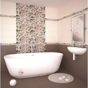 Плитка для ванной Azori Amati (Амати)